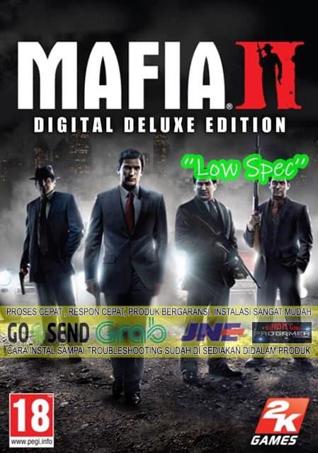 Jual Mafia 2 Cd Dvd Game Pc Gaming Pc Gaming Laptop Games Kota Depok Wepro Shop Tokopedia