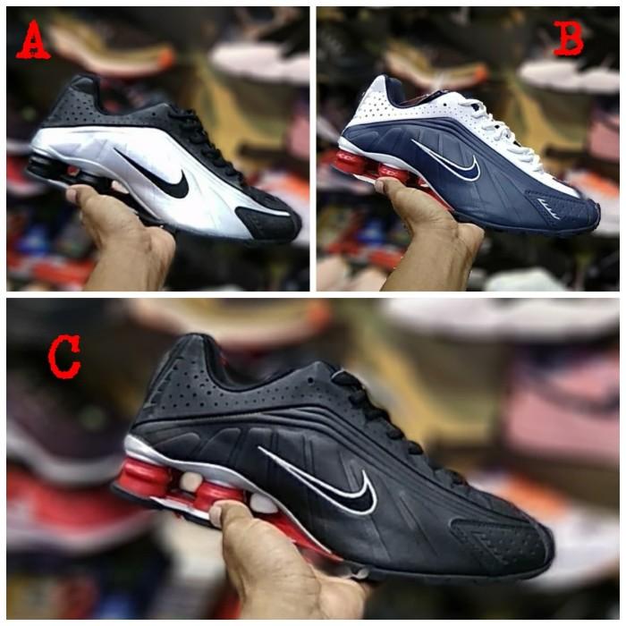 ... harga Sepatu nike shock r4 pria premium.sepatu sport.sepatu kerja  Tokopedia.com 3351a6b3b0