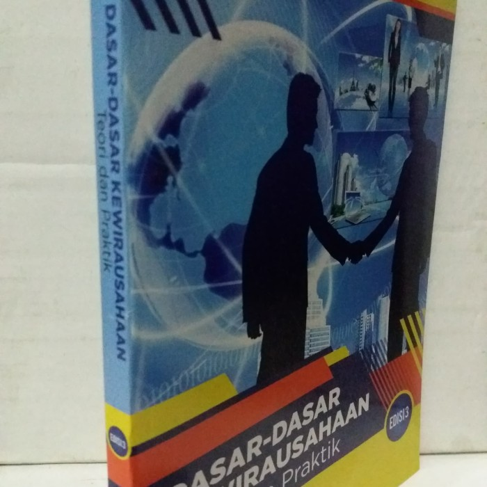 Buku DASAR DASAR KEWIRAUSAHAAN karya FRANKY SLAMET. original.