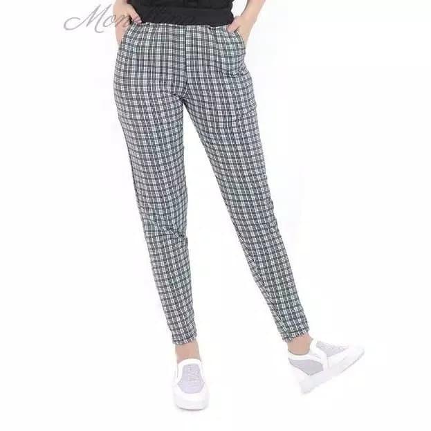 Jual Celana Legging Wanita Kekinian Jakarta Barat Belle Fashion Tokopedia