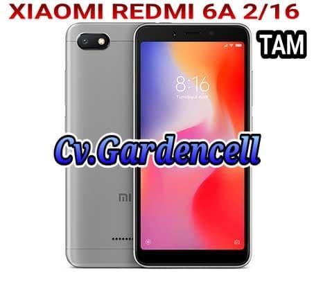 Jual Xiaomi Redmi 6a 2 16 Tam Hitam Kota Kediri Cv Garden Cell