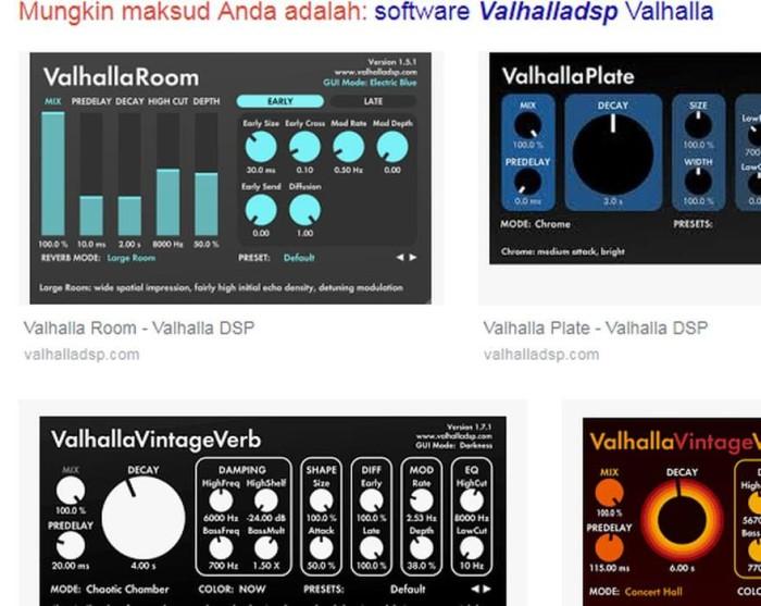 Jual software Valhalla DSP ValhallaPlate v1 0 0 OS X R2R dada in Mac by -  Tukang Murah | Tokopedia