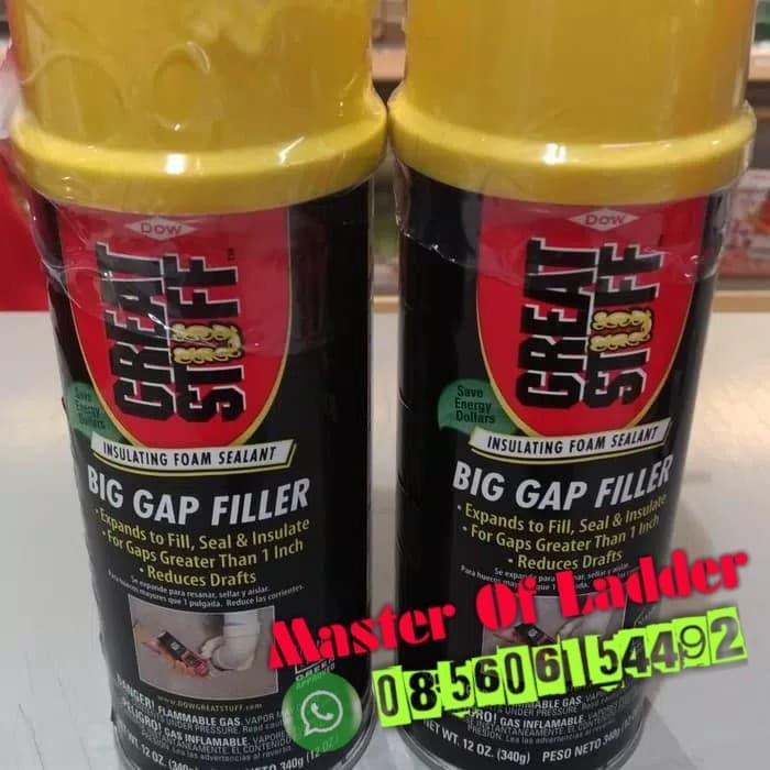Jual Pengisi Celah Great stuff big gap filler/seal foam