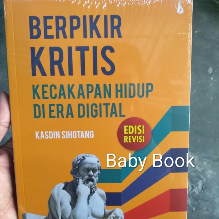 Foto Produk buku berpikir kritis kecakapan hidup di era digital - kasdin sihotang dari baby book