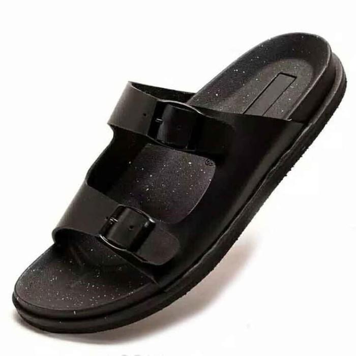 sandal / sendal fashion pria handmade model brikenstock / birkenstock