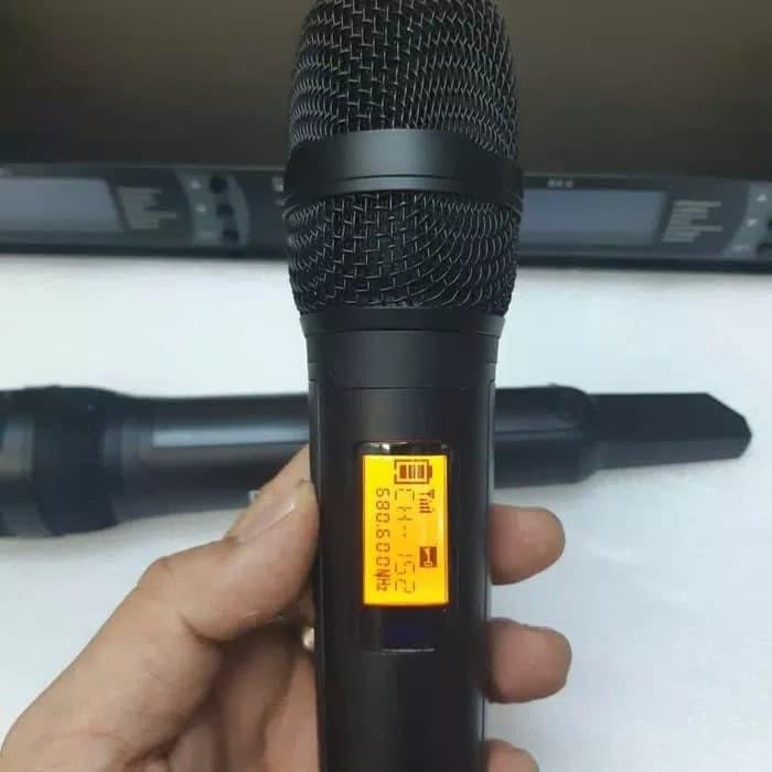 harga Mic wireless microphone wireless sennheiser skm9000 Tokopedia.com