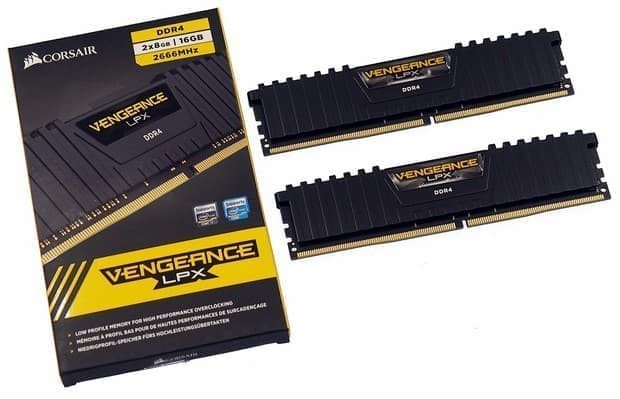 Jual Corsair Vengeance LPX Black DDR4 2x8GB (CMK16GX4M2B3000C15) RESMI -  NA PC | Tokopedia