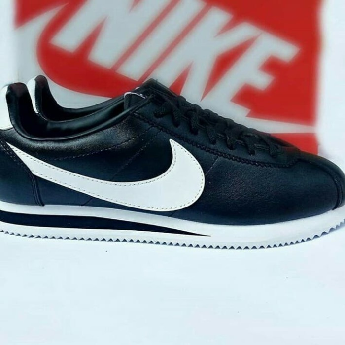 competitive price faf1a 2ad49 jual nike cortez black