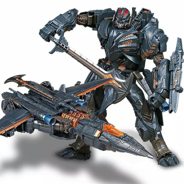 Foto Produk PROMO SALE Transformer 05 The LAst Knight Megatron The Lates Series dari Dean Toys Store
