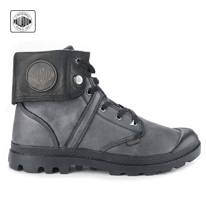 Jual Sepatu Palladium Pallabrouse Baggy 2 Boots Grey Pria Original ... 1941f3c763