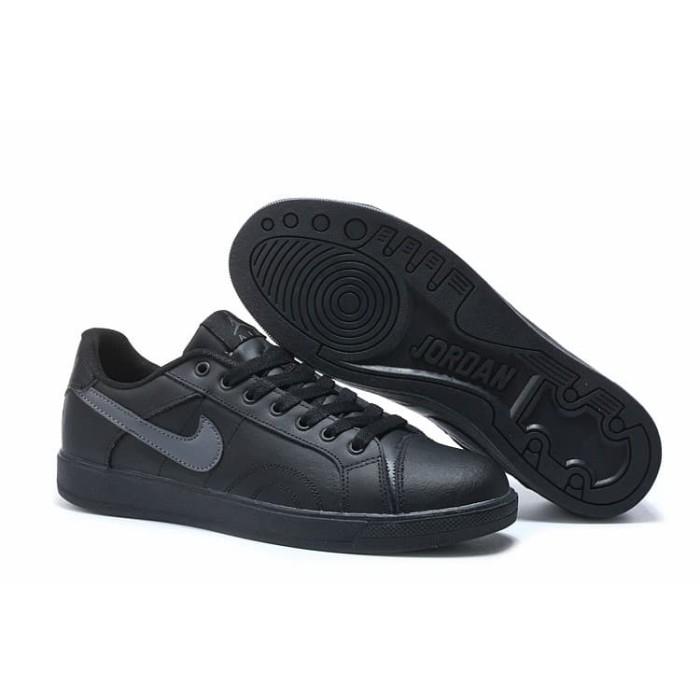 3bf042dd4866 Jual Nike Air Jordan Sky High OG Leather Black High Premium Original ...