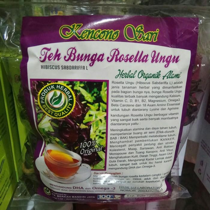 Foto Produk Teh Bunga Rosella Ungu Teh Celup Bunga Rosella Ungu dari harga grosir 01