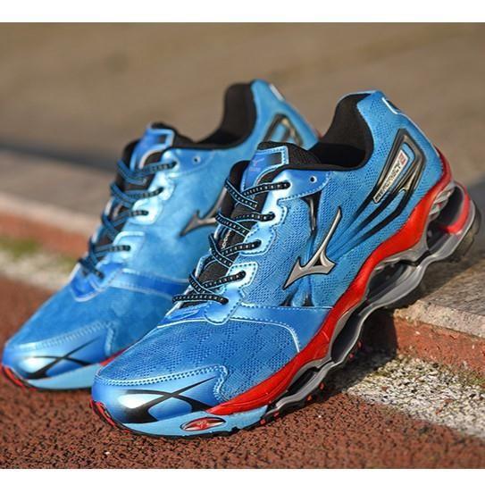 online store 4850c a4b27 Jual Sepatu Sneakers Jogging Bertali Desain MIZUNO Wave prophecy 2 untuk P  - DKI Jakarta - Oxyuris vermacularis   Tokopedia