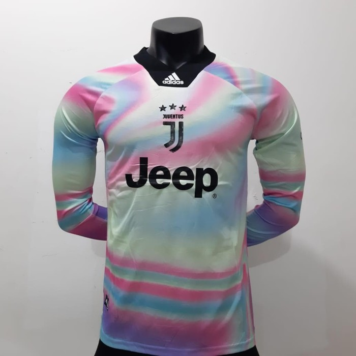 Jual Juventus Ea Sport 18 19 Longsleeve Lutfi Jersey Tokopedia