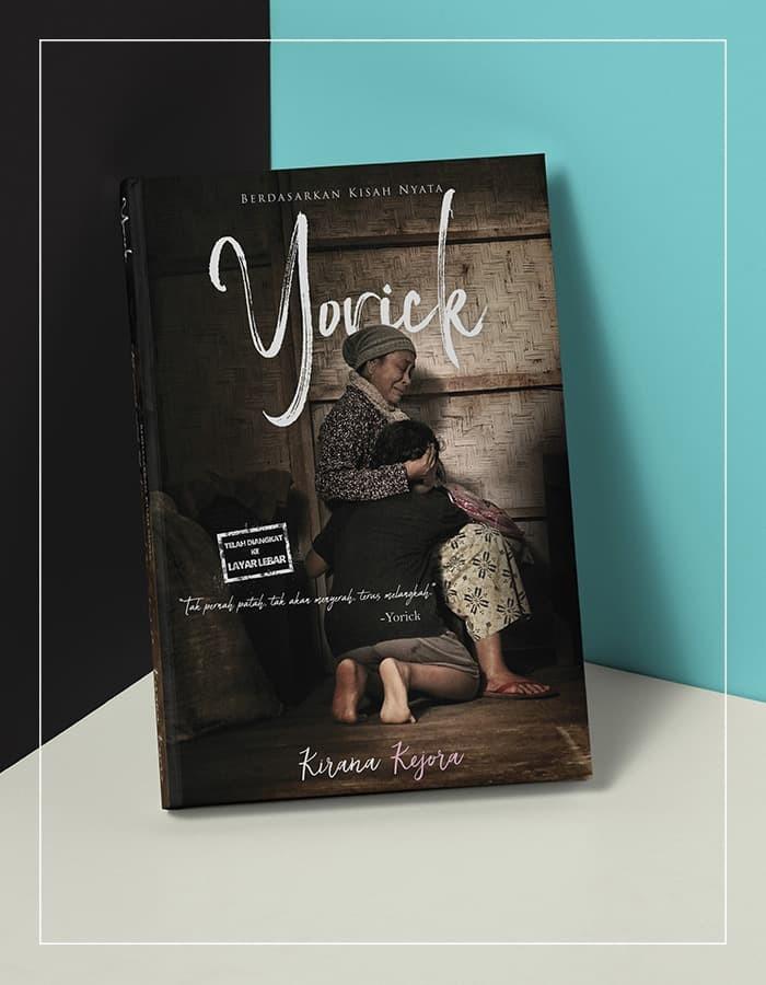 Foto Produk Novel Yorick dari yorick