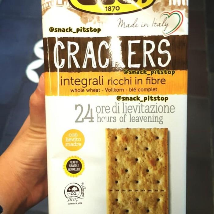Jual Crich Crackers Whole Wheat 500 Gr Krekers Gandum Utuh