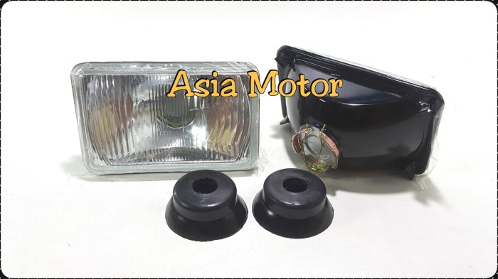 harga Lampu depan seal beam kotak model halogen 24v (truck nissan btx/ck12) Tokopedia.com