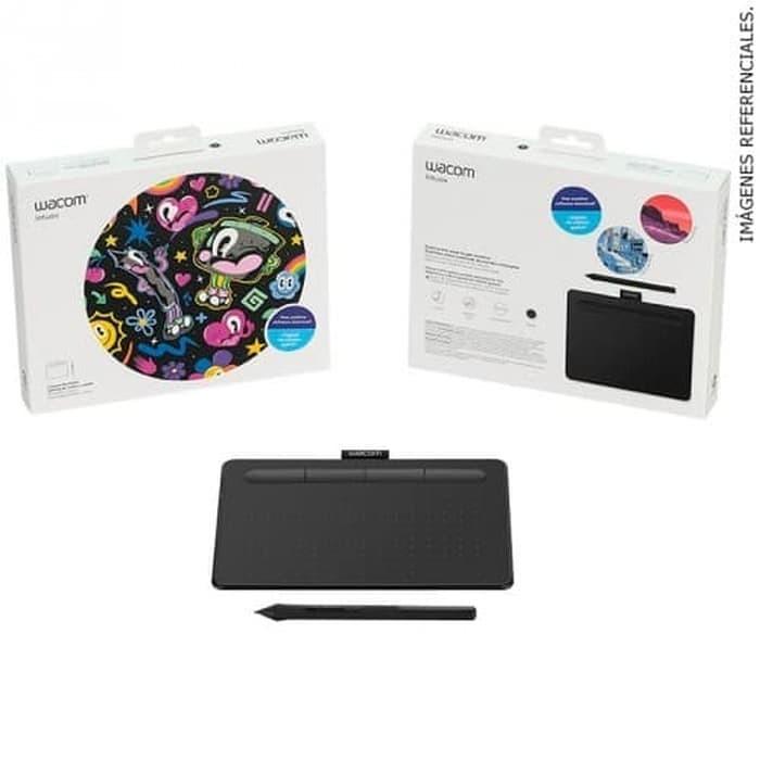 harga Wacom intuos ctl 4100 drawing tablet 4096 pressure Tokopedia.com
