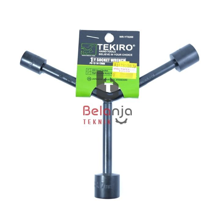 harga Kunci y - sock 12x14x17mm - tekiro Tokopedia.com