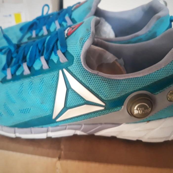 Jual Sneakers Running Joging Reebok ZPump Fusion 2.5 Insole Gel Biru ... c08ed44756