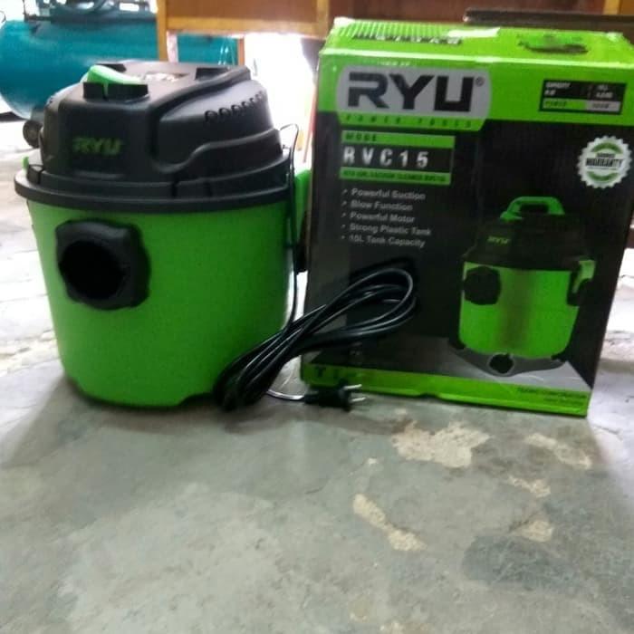 Foto Produk VACUM VACUUM CLEANER RYU RVC15 3 IN 1 WET DRY BLOW dari JABAR TEKNIK