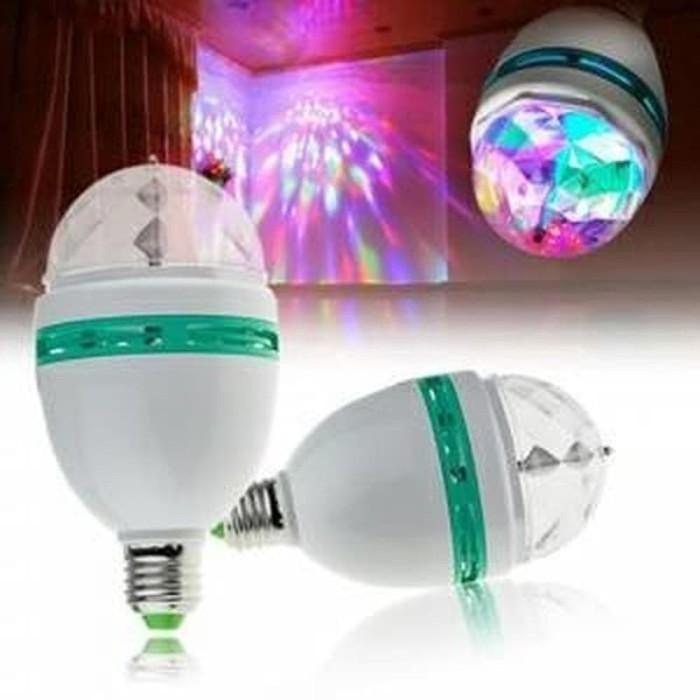 Jual Disco Bohlam Lampu Led KapukxTokopedia Rotating Party Lamp 8wXOkn0P