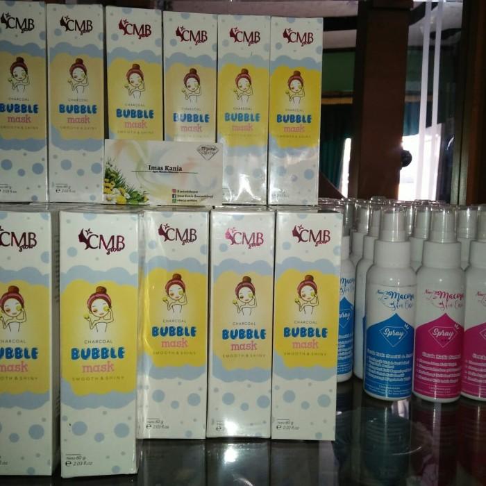 Spray Macora Skincare Acne dan Normal Glowing