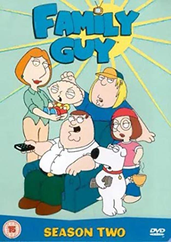 Jual Series Animasi Family Guy Season 2 - DKI Jakarta - MedCinema |  Tokopedia