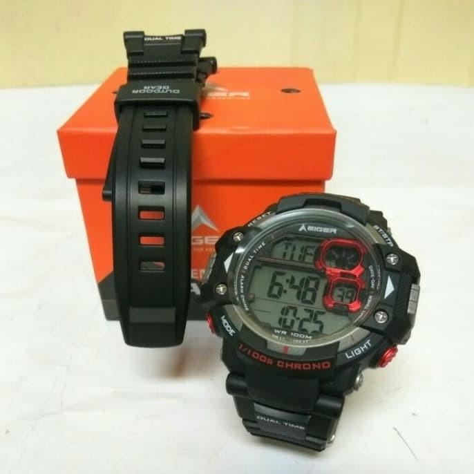 harga Eiger jam tangan digital / analog not casio garmin suunto consina rei Tokopedia.com