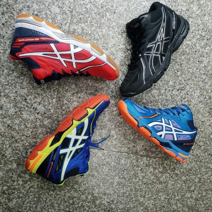 Jual Sepatu Voli Asics Gel Volley Elite 3 Mt Premium Quality