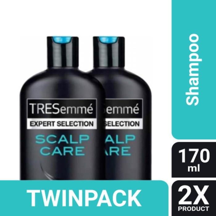 TWIN PACK - TRESEMME SHAMPOO SCALP CARE 170ML