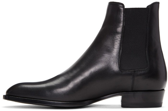 online store f7413 8abbd Jual 2019 Classic Black Men Chelsea Boots Red Bottom Fashion Men Brand -  Galaxy_Mart | Tokopedia