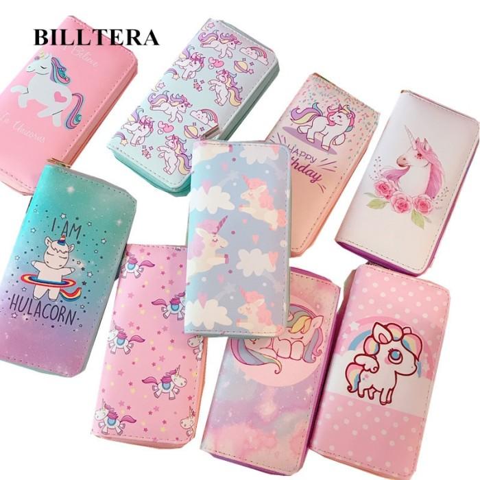 1 pcs My Little Pony Kids Girls Various Stocking Filler Wallet Purse Coins Bag