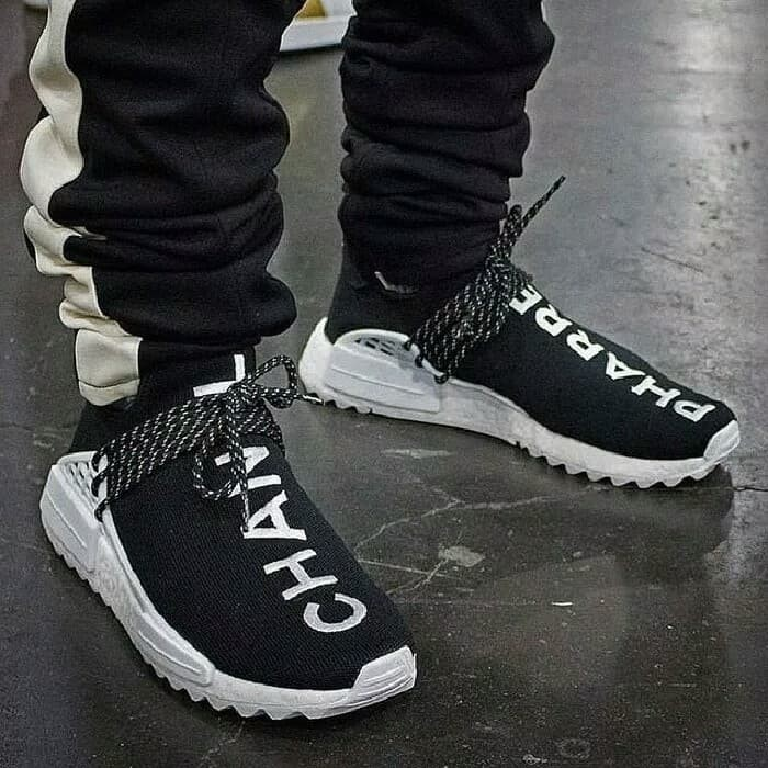 competitive price 3fc09 f9ef7 Jual Adidas NMD Human Race Pharrell x Chanel Black High premium Original -  Jakarta Utara - Berkah Store 123 | Tokopedia