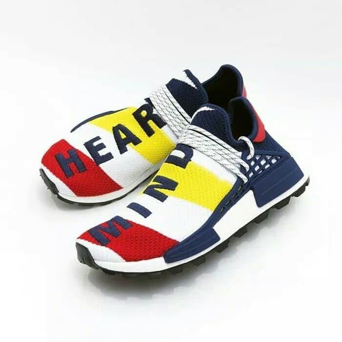 promo code f0fd2 c3ba9 Jual Adidas NMD Human Race Pharrell x Bilionaireb Boy Heart Mind PK -  Jakarta Utara - Berkah Store 123 | Tokopedia