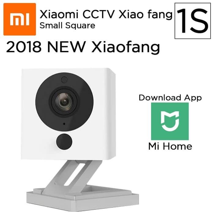 Jual Xiaomi 2018 Xiaofang 1S Smart IP Camera 1080P - Xiaomi Xiaofang 1S -  Kota Mataram - Dansung 81 | Tokopedia
