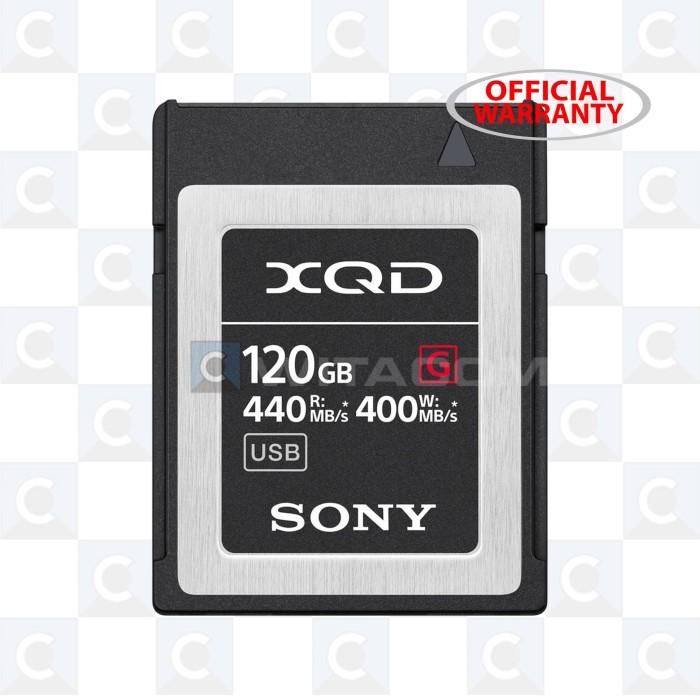 harga Sony 120gb g series xqd memory card Tokopedia.com