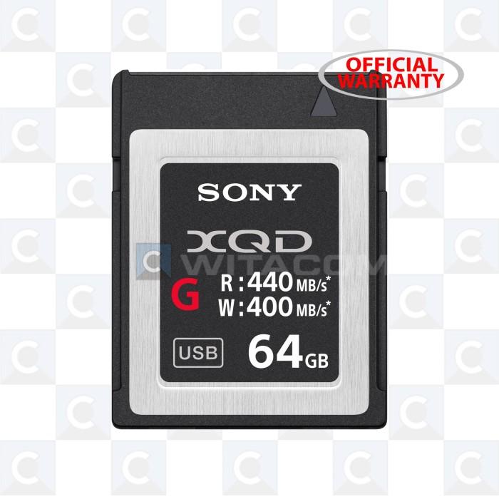 harga Sony 64gb xqd g series memory card Tokopedia.com