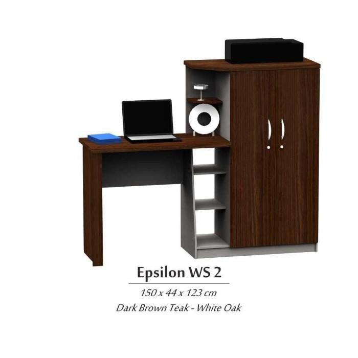 Jual Meja Belajar Besar Astrobox Epsilon Ws 2 Jogja Kab Bantul Putra Beteng Furniture Tokopedia