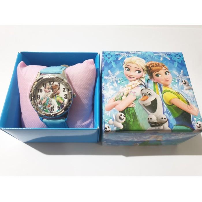... harga Jam tangan frozen / jam tangan frozen anna elsa / jam tangan disney Tokopedia.