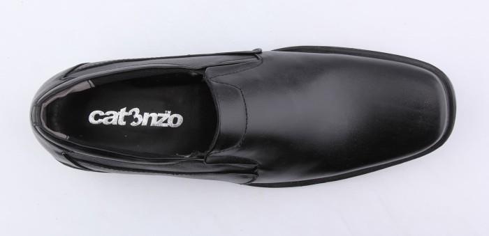 Jual Sepatu Kulit Formal Branded Bandung - CBN 107 - Hitam 3446eb7055