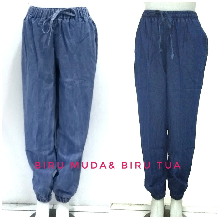 Foto Produk Cln Joger Jeans dari BeStar Fashion