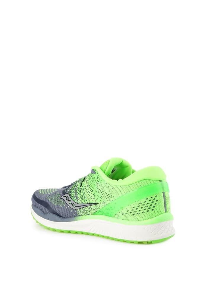 Jual Sepatu Lari Pria SAUCONY Original Freedom ISO 2 Grey - Cengli ... 2b45862733