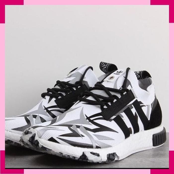 separation shoes dc66f c980e Jual Baru - Adidas Nmd Racer Juice X Consortium White Premium Original / -  Shoes_Center | Tokopedia