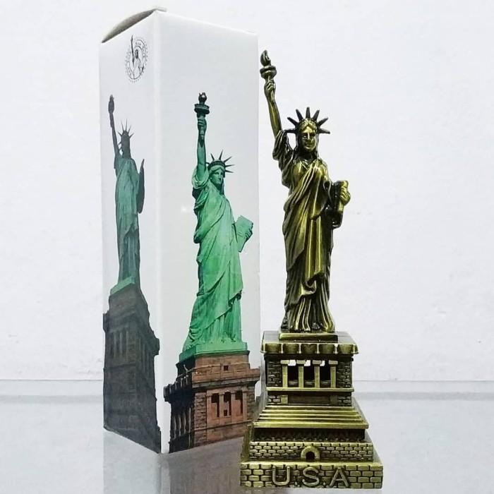 harga Miniatur patung liberty 15.5 cm Tokopedia.com