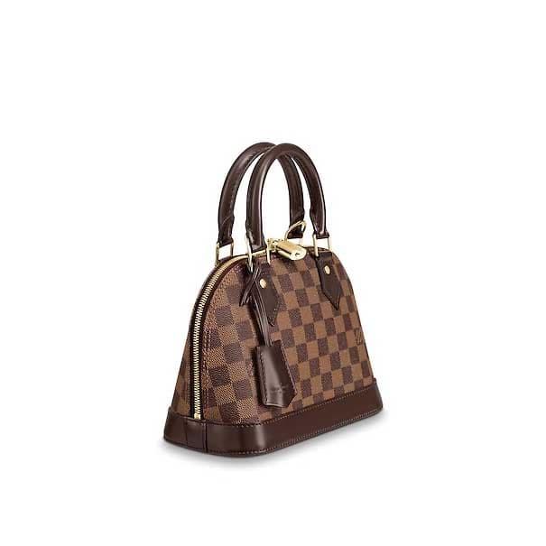 7f1c2f26e75c Jual Louis Vuitton Alma BB Damier Ebene - Madame Ong