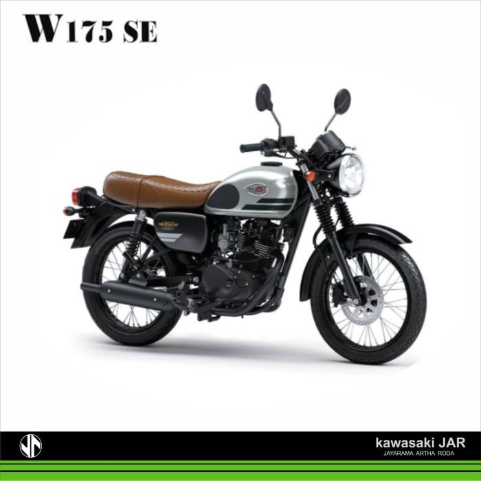 harga [discount] kawasaki w175 special edition Tokopedia.com
