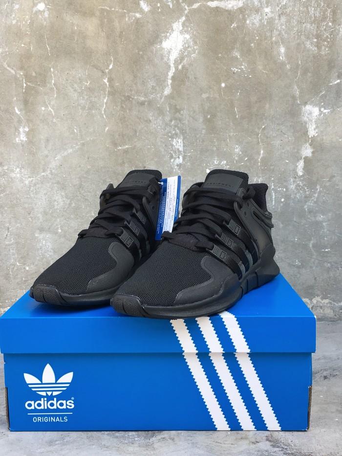 the latest 6ec68 82e52 Jual Adidas EQT Support ADV Triple Black / BNIB Originals CP8928 (Ori) -  Kota Medan - Hadid shopp345 | Tokopedia