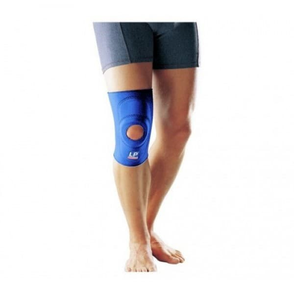 STANDARD KNEE SUPPORT (OPEN PATELLA) LP 708 / Deker Penyangga Lutut