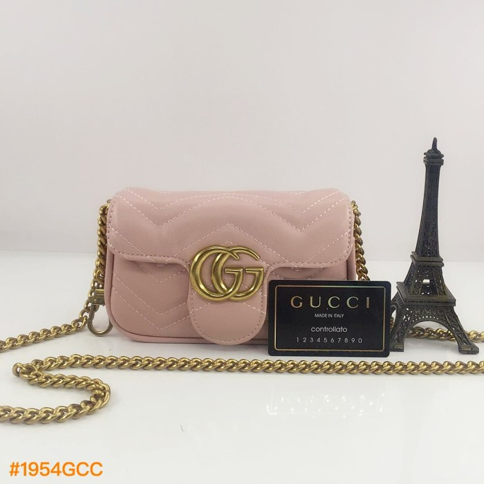 25fb00e1e Jual Gucci Marmont Super Mini - tas gucci - tas branded - tas murah ...